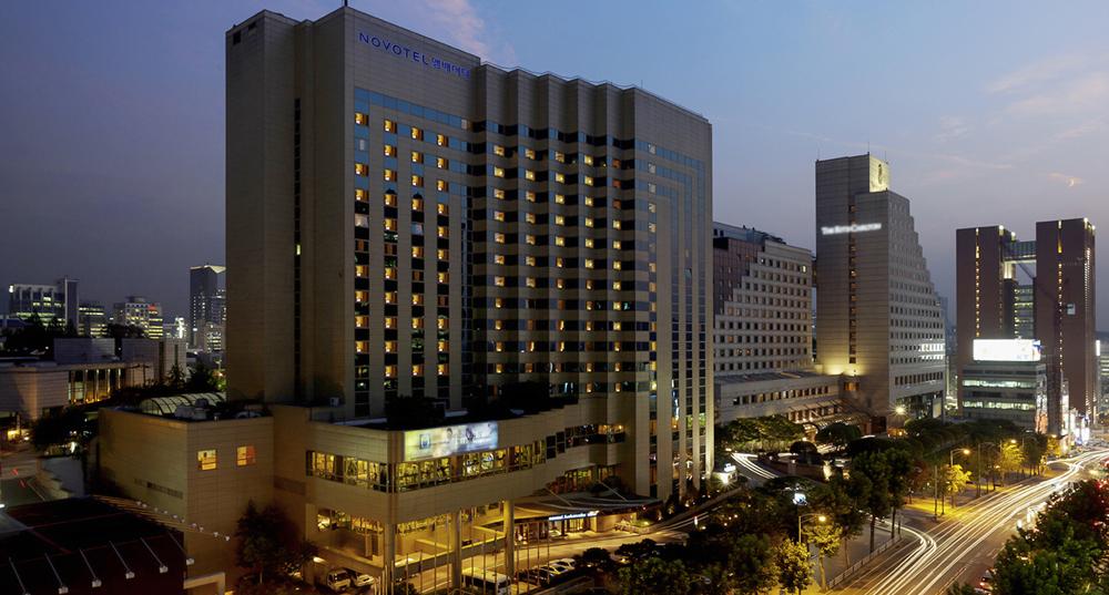 노보텔앰배서더 강남 웨딩홀 사진