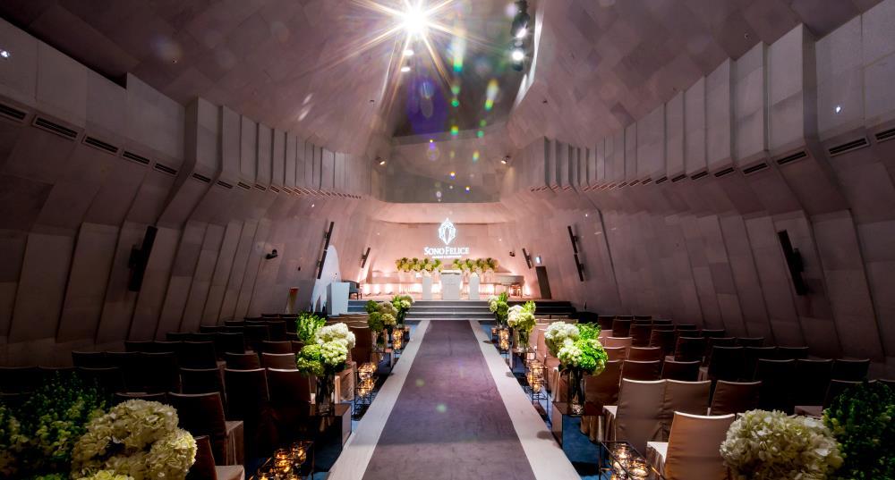 소노펠리체 웨딩홀 사진