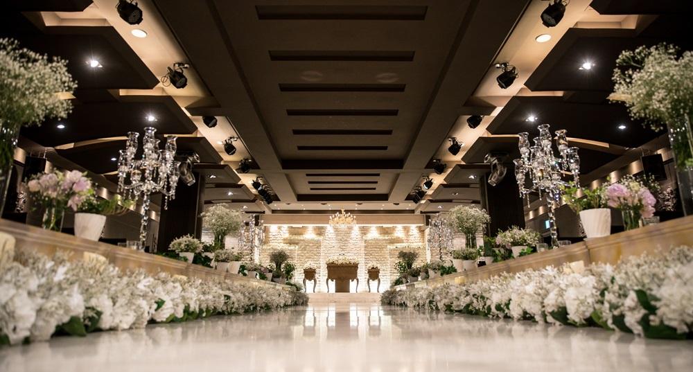 제이그랜하우스 웨딩홀 사진