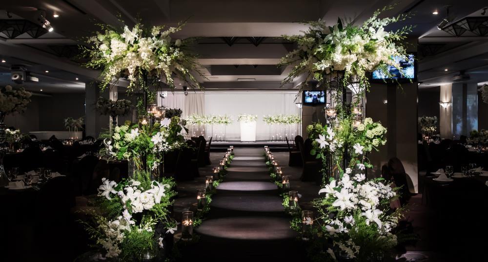 로얄호텔서울 웨딩홀 사진
