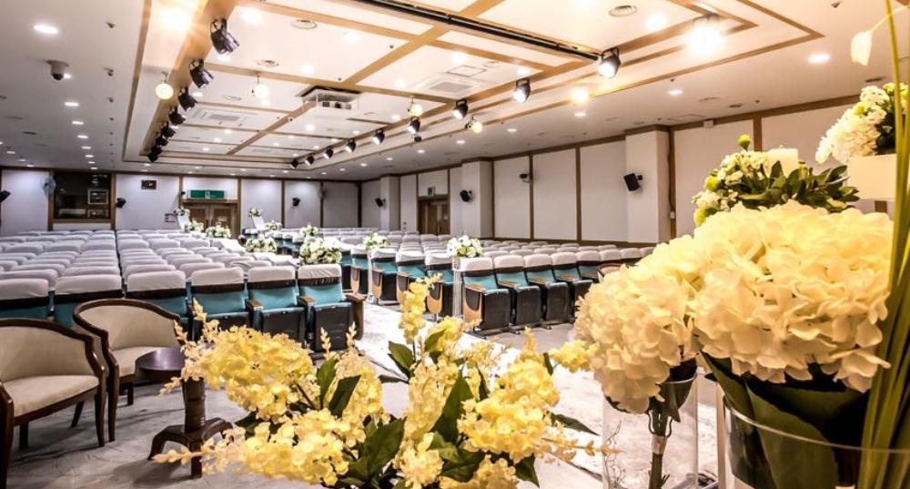 페리시티컨벤션 웨딩홀 사진