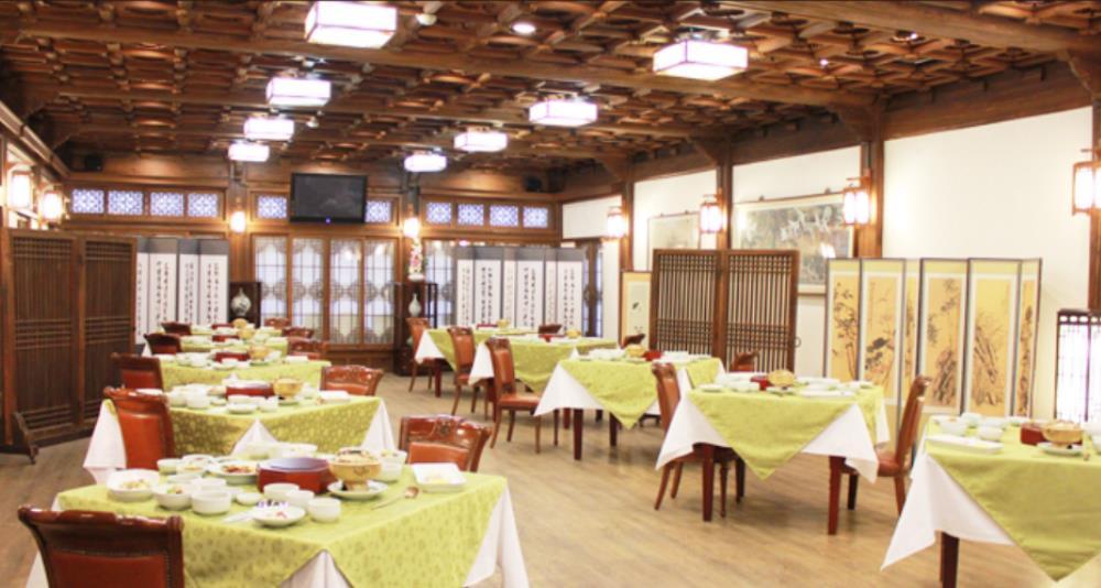 한국의집 웨딩홀 사진