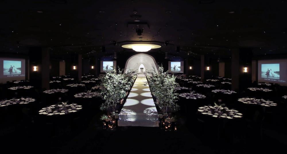 그랜드힐컨벤션 웨딩홀 사진