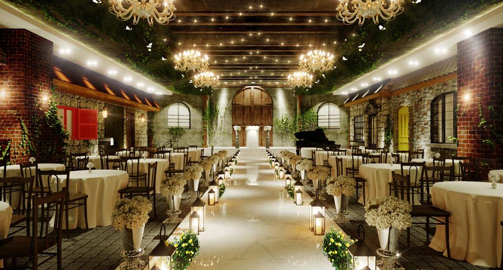 에디스웨딩컨벤션 웨딩홀 사진