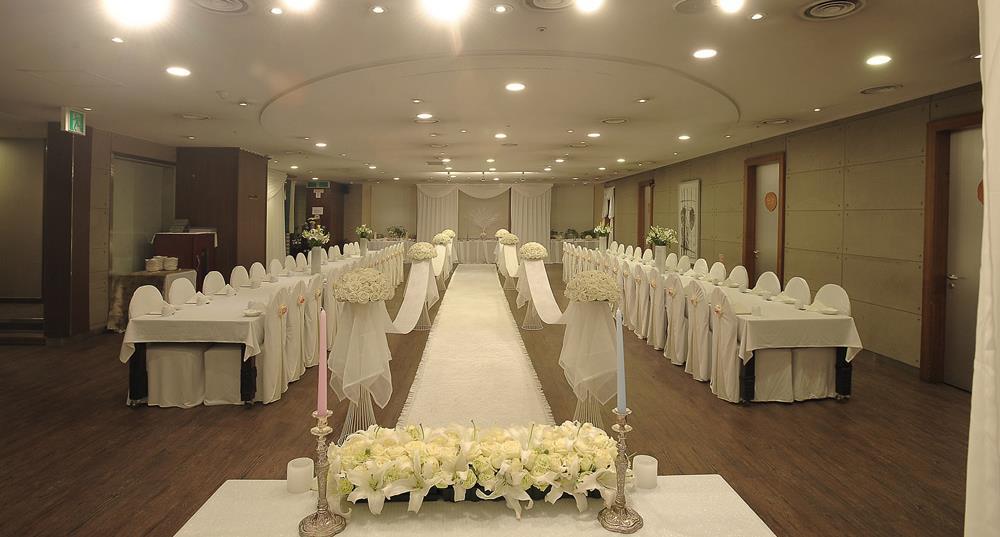 칠량 웨딩홀 사진