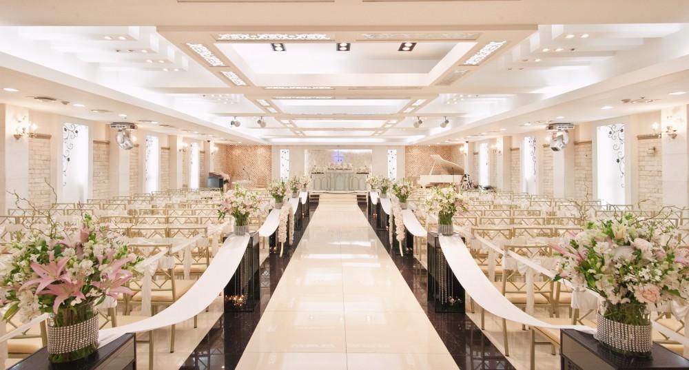 한국기독교연합회관 연합웨딩홀 웨딩홀 사진
