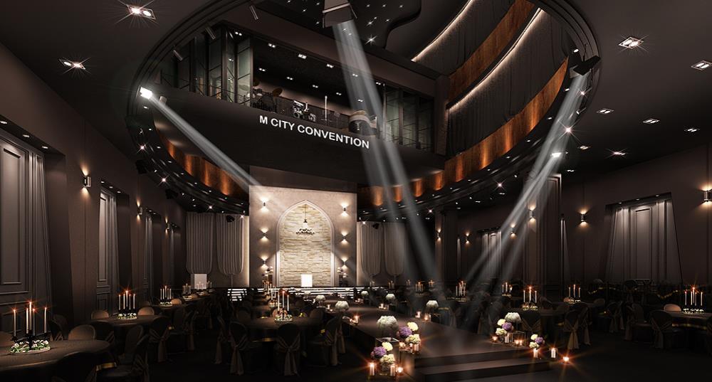 엠시티웨딩컨벤션 웨딩홀 사진