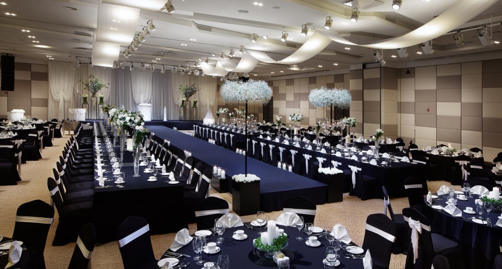 호텔 푸르미르 웨딩홀 사진
