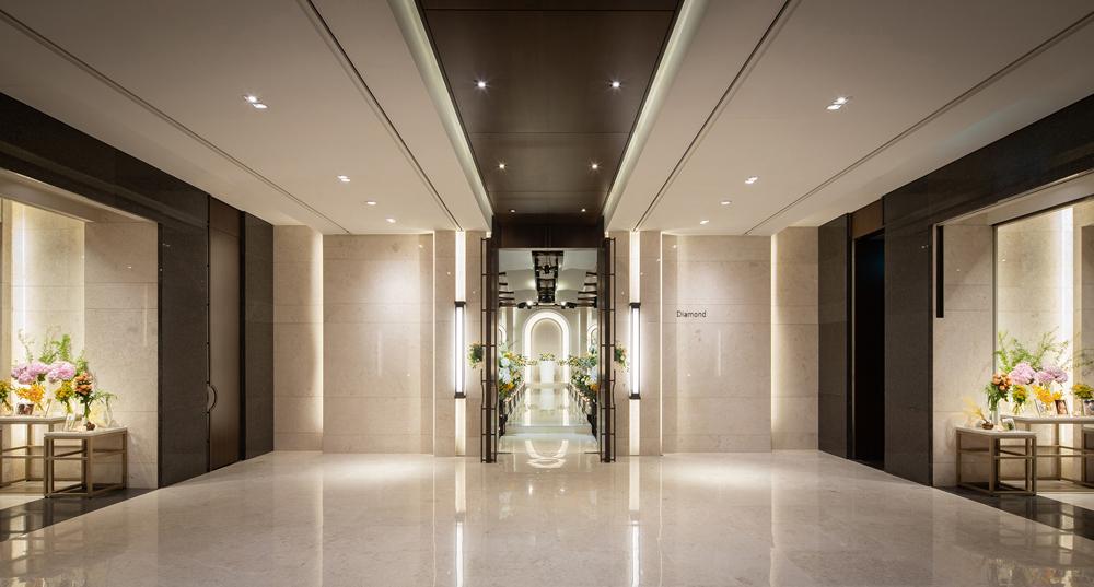 엘블레스 웨딩홀 사진