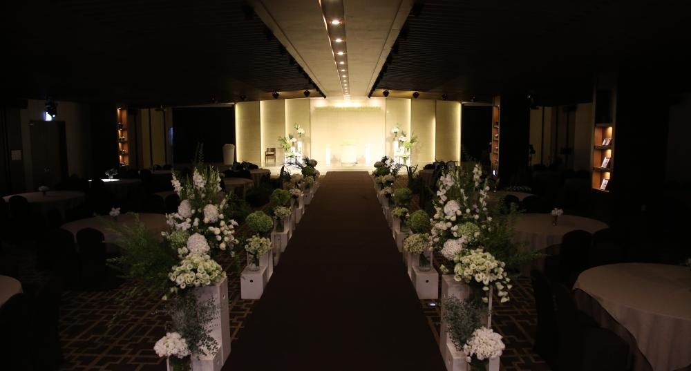 kr컨벤션웨딩 웨딩홀 사진