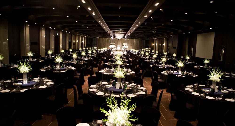AW컨벤션센터 웨딩홀 사진